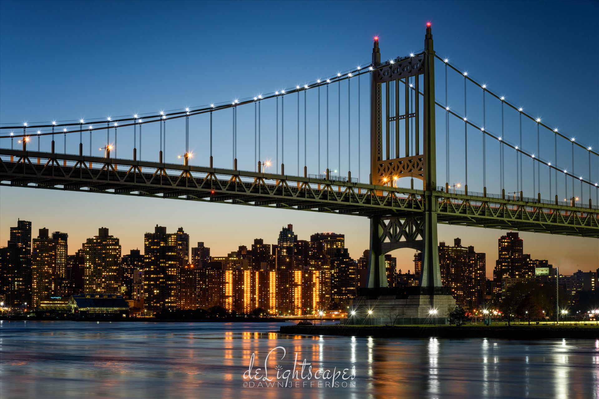Triborough Bridge, NYC -  by Dawn Jefferson