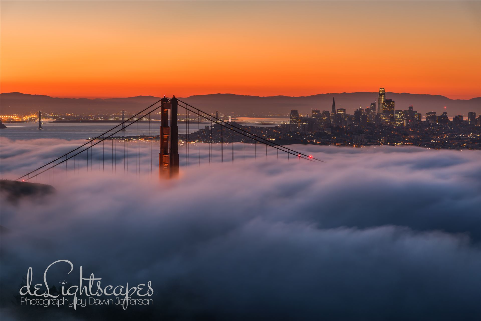 Quintessential San Francisco -  by Dawn Jefferson