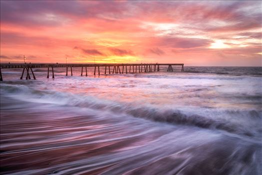 Sunset at the Pier -