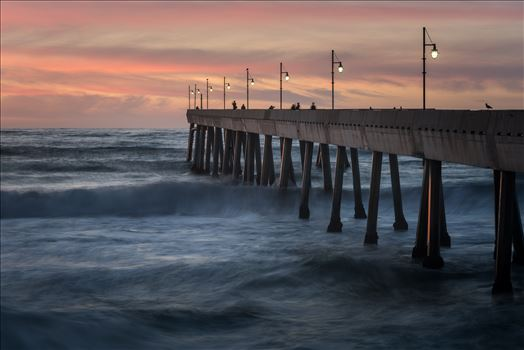 Pacifica Pier at Twilight -